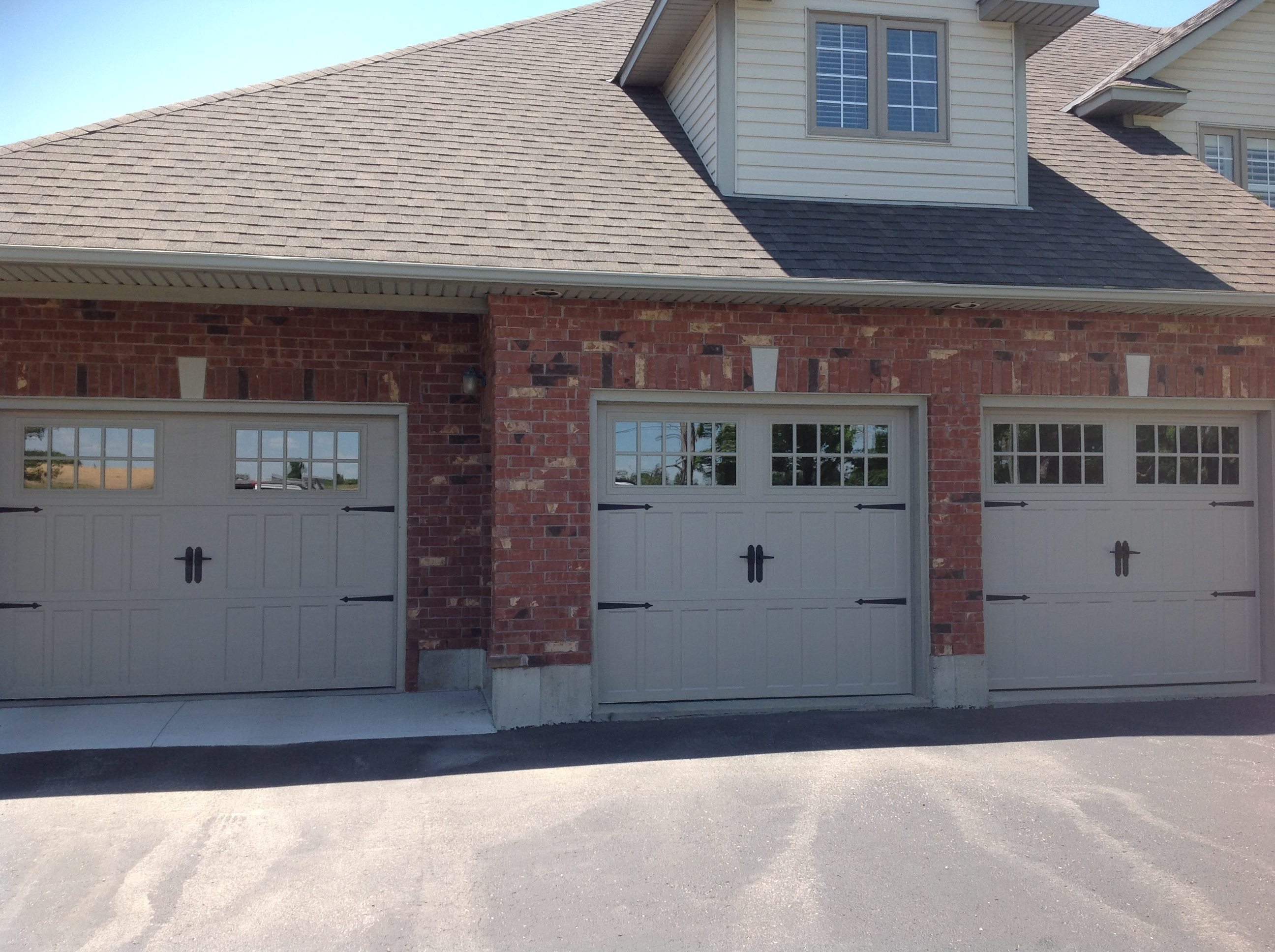 1936 #4E5C6E Residential Garage Doors Hamilton Door Systems save image Garage Doors Systems 35872592