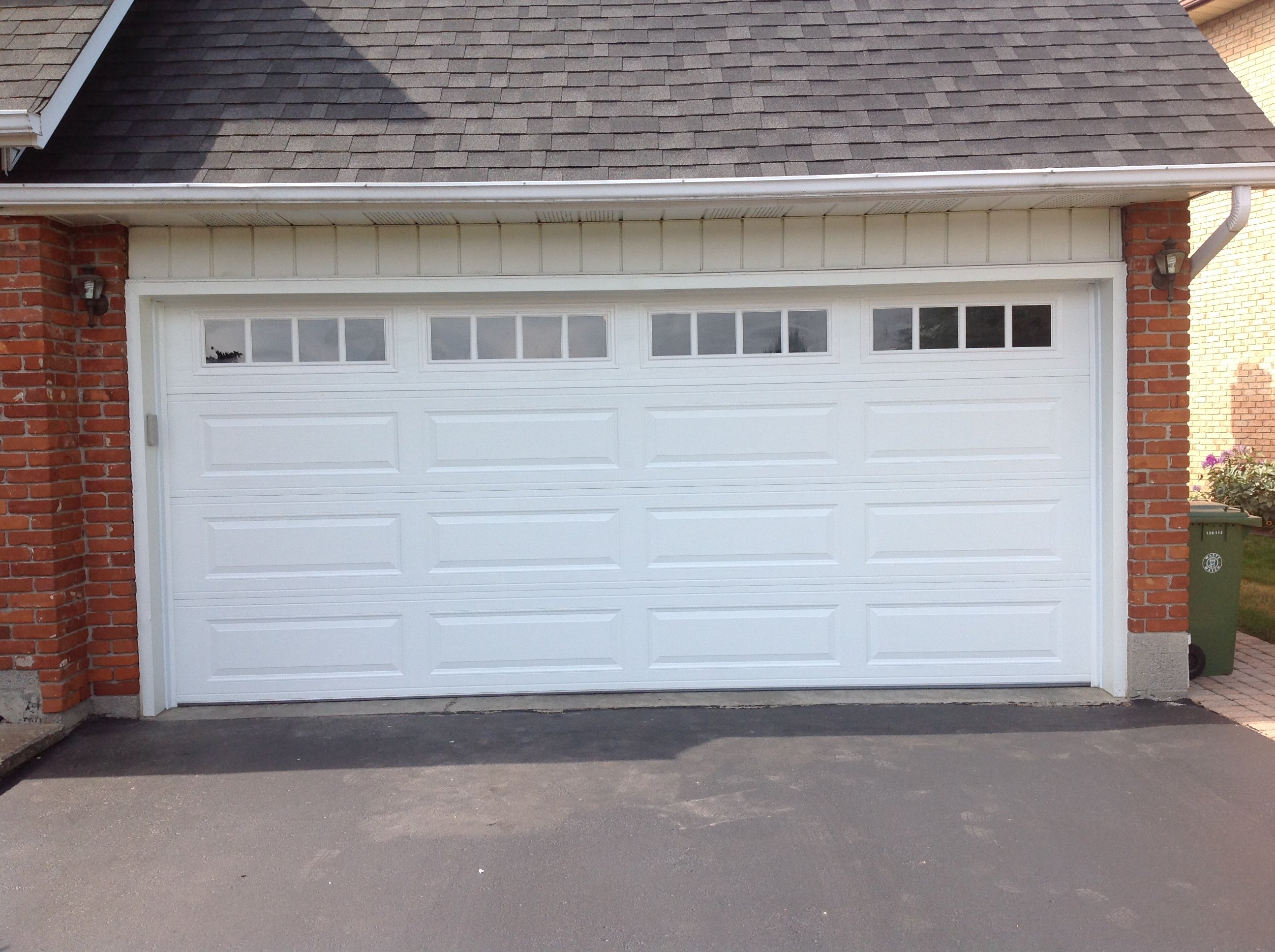 1936 #6D3E32 Residential Garage Doors Hamilton Door Systems save image Garage Doors Systems 35872592