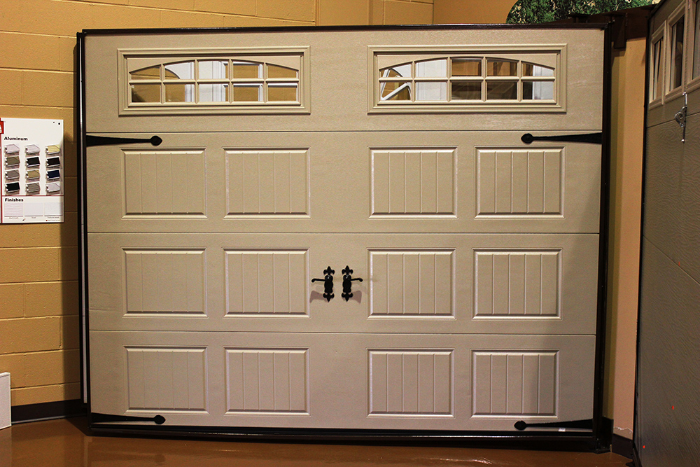 Hamilton door systems garage door repair service 9 x 7 north hatley small panel with decorative handles and hinges solutioingenieria Images