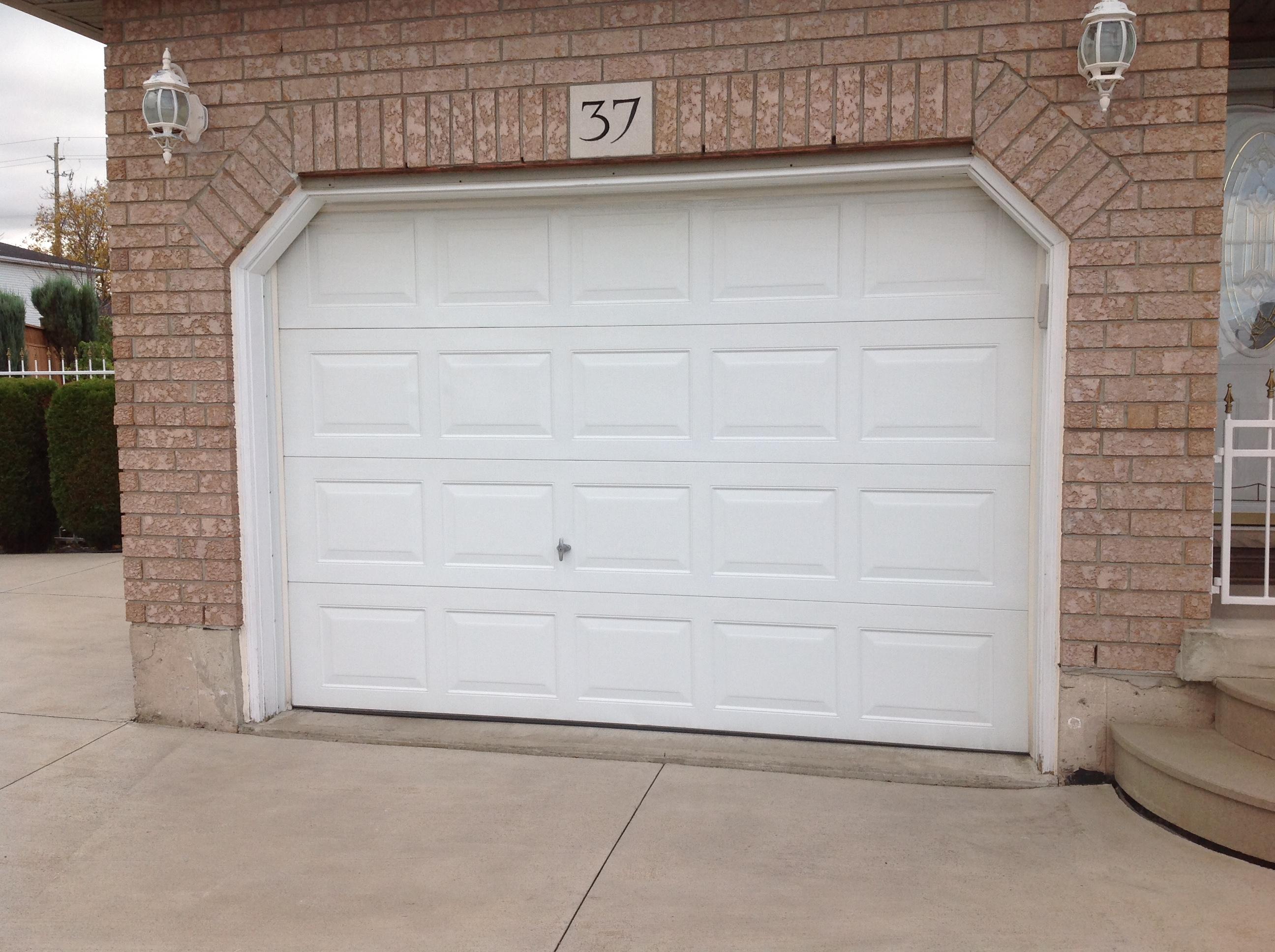 Residential garage doors hamilton door systems before rubansaba
